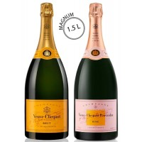 Veuve Clicquot Champagne Collection Magnum