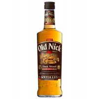Old Nick Rum Dark