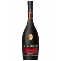 Remy Martin V.S.O.P with glasses