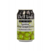 De vina White Grape Sparkling Drink