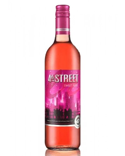 4th Street Sweet Rose