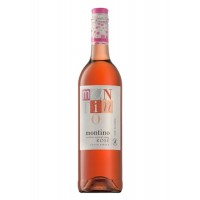 Montino petillant natural sweet rosé