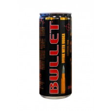 Bullet Energy Drink with Whisky - Caffiene Free