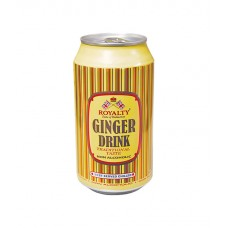 Royalty Ginger Drink