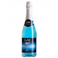 J&W Cocktail Blue